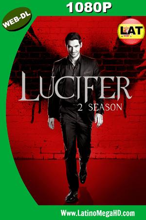 Lucifer (Serie de TV) (2017) Temporada 2 Latino WEB-DL 1080P ()