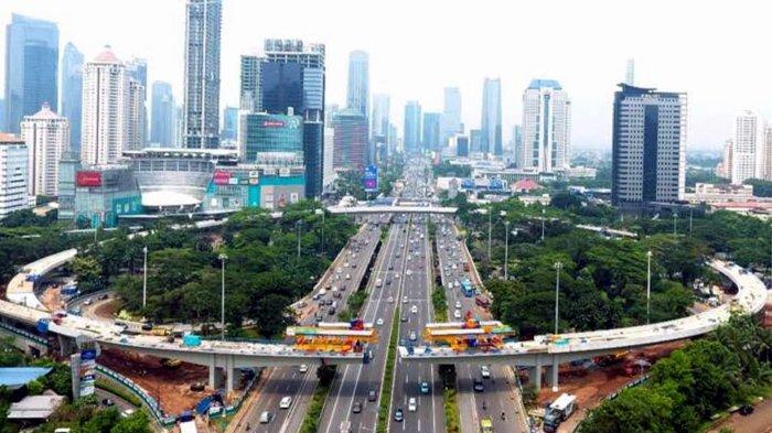 Polri Klaim Simpang Susun Semanggi Urai Kemacetan