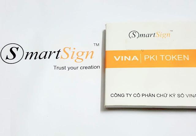 BẢNG BÁO GIÁ CHỮ KÝ SỐ VINA - Gia hạn chữ ký số Smartsign: Dịch vụ hoá đơn điện tử VNPT