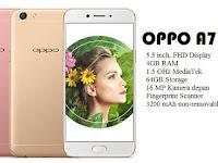 Harga | Spesifkasi Oppo A77 : 5.5 Inch 1080p, 16 MP Kamera Selfie