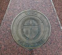 Tulsa Wappen