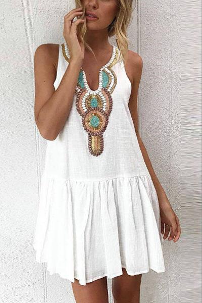 https://www.luvyle.com/round-neck-short-sleeve-hollow-out-plain-bodycon-dresses-p-58677.html