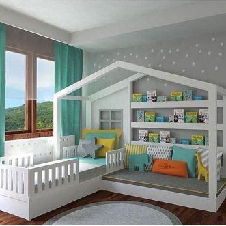غرف نوم أطفال بنات للصغار