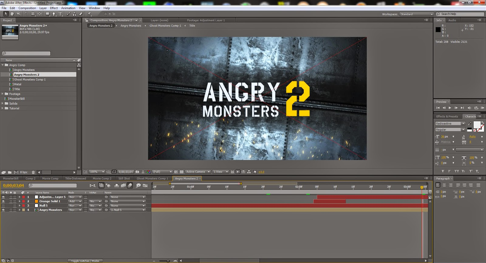 Everything at Once: Adobe After Effects CS4 32-Bit