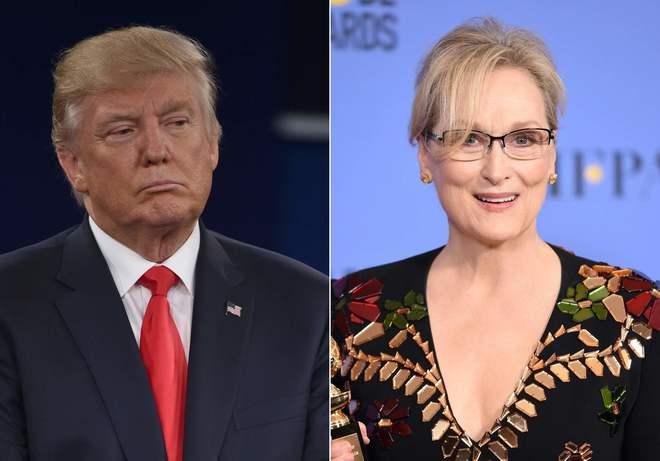 Donald Trump despotrica contra Meryl Streep | Ximinia