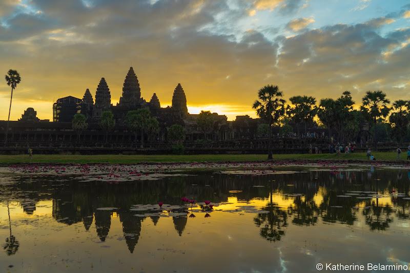 Angkor Wat Sunrise Tips Siem Reap Cambodia