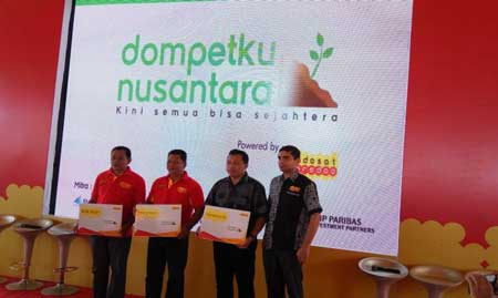 Nomor Call Center Customer Service Dompetku
