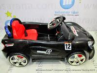 samping pliko pk9188n maclaren black mobil mainan anak