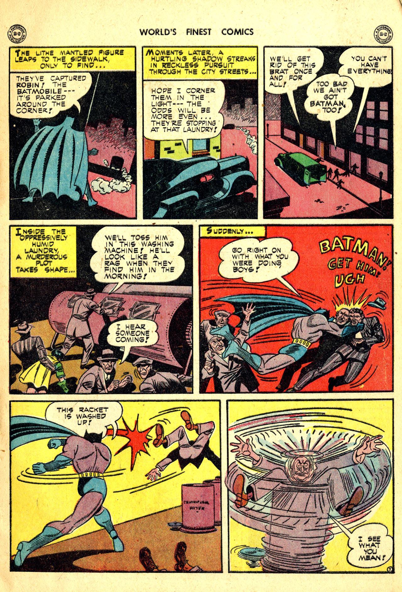 Read online World's Finest Comics comic -  Issue #18 - 75