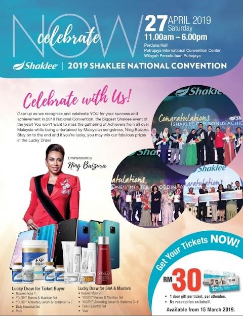 National Convention 2019 Bersama Ning Baizura