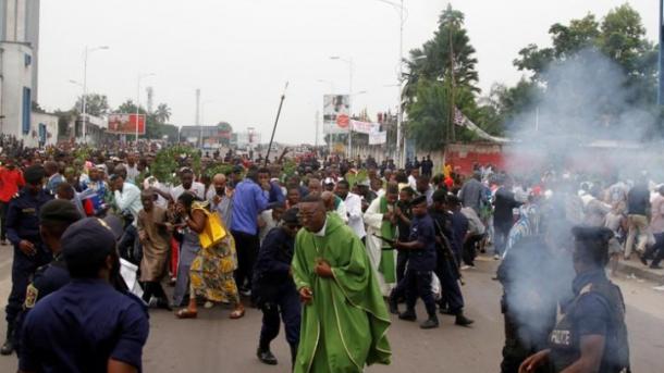 DR Congo: Mapigano yasababisha shule kufungwa