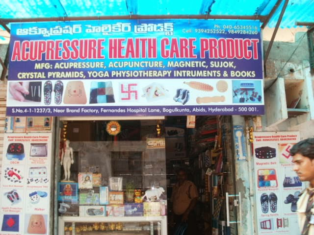 Acupressure Health Care Products hyderabad