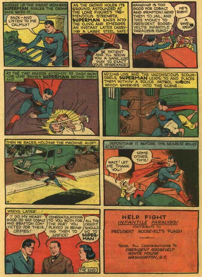 Read online Action Comics (1938) comic -  Issue #26 - 15