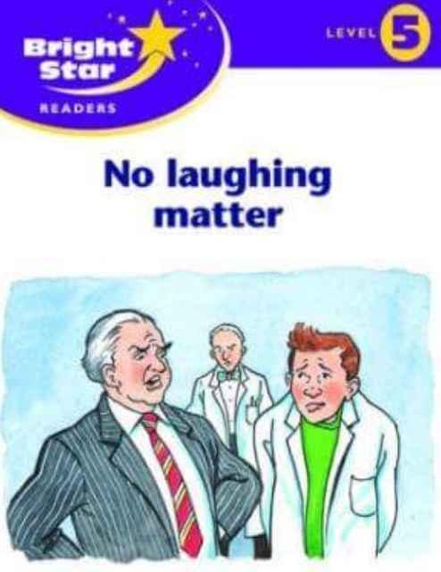 قصة No laughing matter  فى اللغة الانجليزية للصف الخامس الابتدائى لغات الترم الأول والثانى