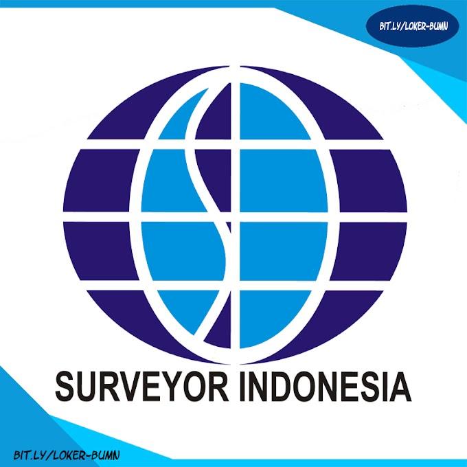 Rekrutmen Lowongan Kerja PT Surveyor Indonesia (Persero)