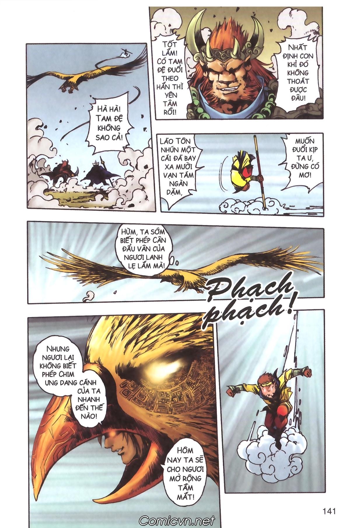 Tây Du Ký màu - Chapter 122 - Pic 28