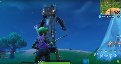 Fortnite, Loading Screen, Car Monster, Season 6, Week 6