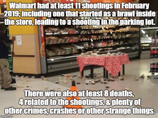 Non-violent grass roots reform and Democracy: Walmart Crime