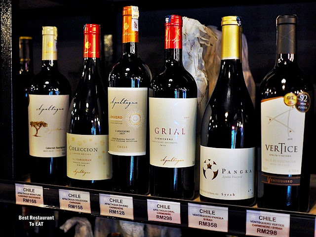 ECO WINE KUCHAI LAMA - Wine Collection - Chile - New World