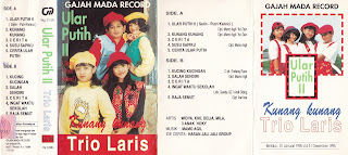 trio laris album ular putih II http://www.sampulkasetanak.blogspot.co.id