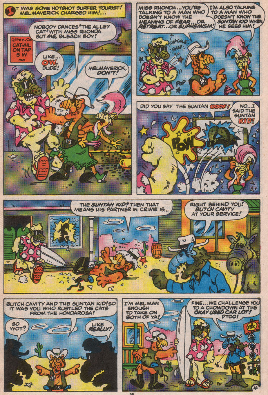 Read online ALF comic -  Issue #12 - 20