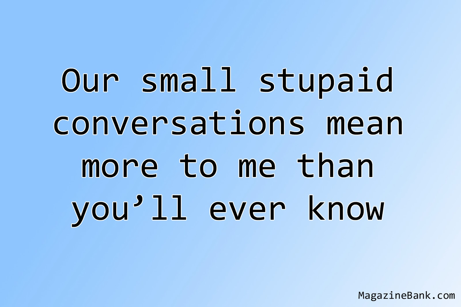 The Gallery For --> Quotes About Meeting Someone Unexpectedly