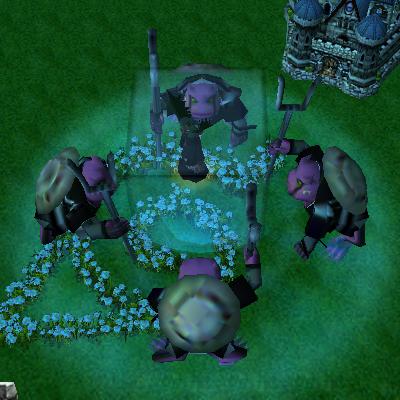 naruto castle defense 6.0 Toad Confrontation Chant