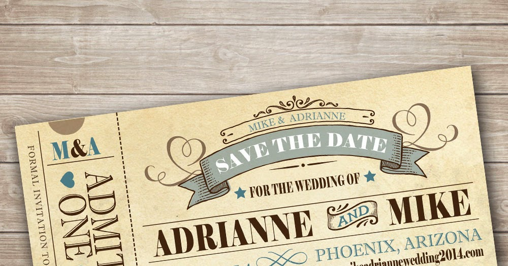 Cottontail Digital Press- Wedding Invitations: Who's Name