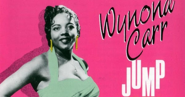 Wynona Carr - Give Me Your Hand To Hold - How Many Times