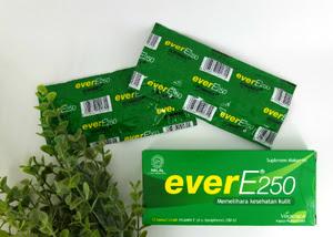 Harga Vitamin Ever E250 Penghalus Kulit Terbaru 2017