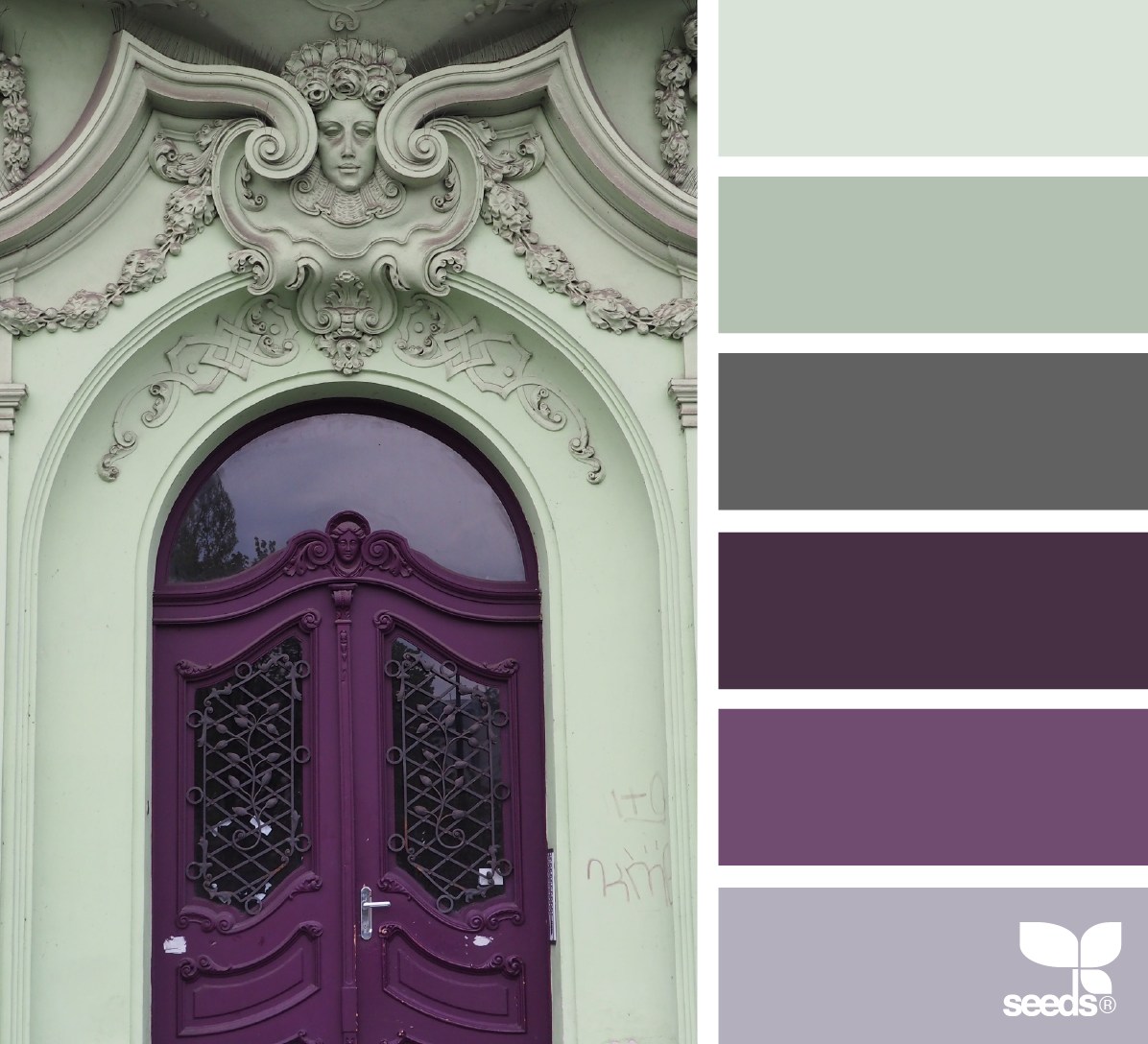 Transitional Paint Color Palette Color Palette Monday 3: Dreamn4ever Designs: September Pick-A-Palette Tally