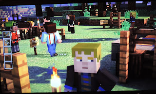 telltale games mojang minecraft xbox one