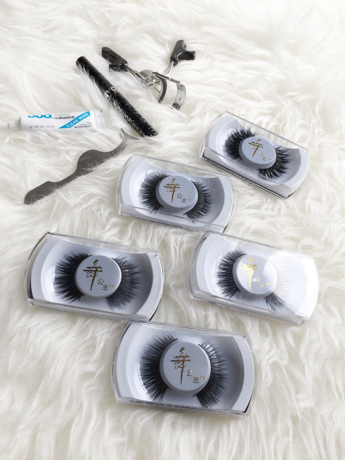 ALIEXPRESS LASHES AFFORDABLE MINK BEAUTY BLOGGER