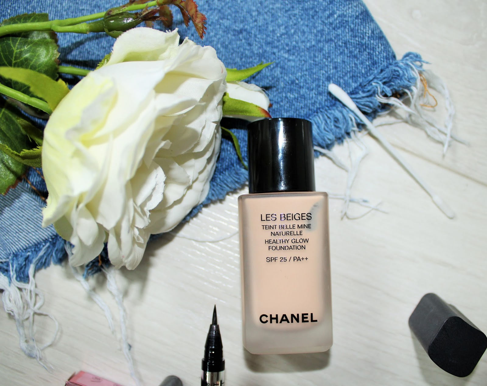 June Favourites 2017, featuring Chanel Les Beiges Foundation, L'Oreal Color Riche Matte Addiction Lipstick and more - 2