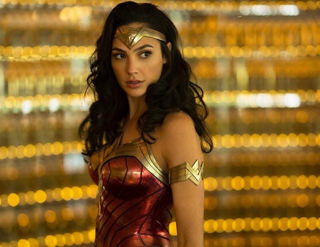 Wonder Woman continúa su filmación en España
