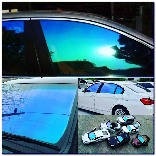 Chameleon WINDOW TINT Film Legal