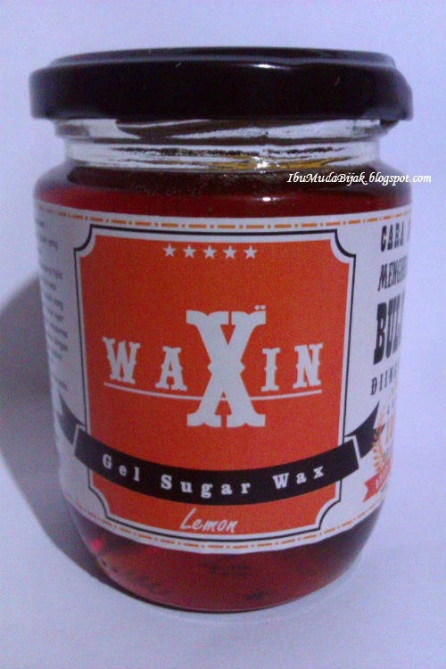 Review Waxin Gel Sugar Wax Penghilang Bulu