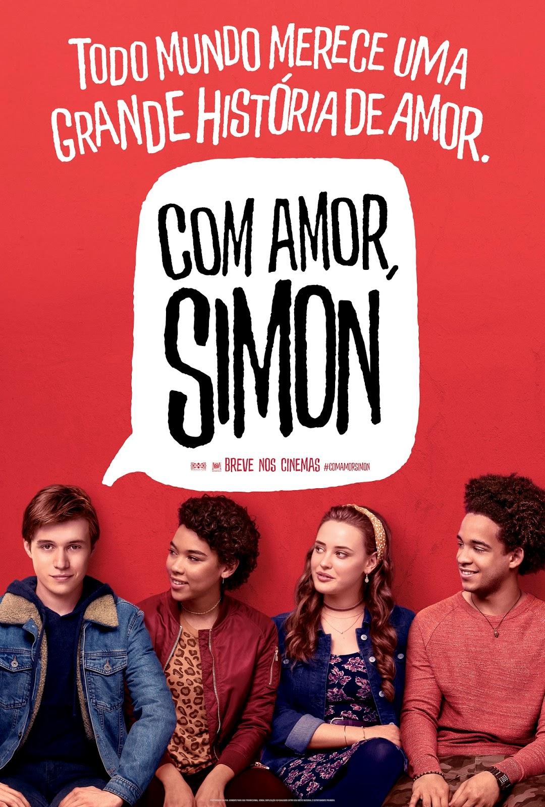 Resultado de imagem para Com Amor, Simon poster
