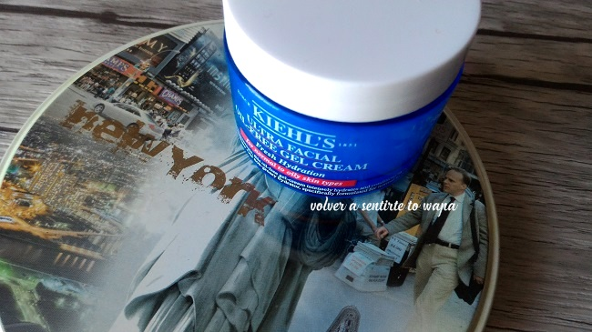Ultra facial Oil Free Gel Cream de Kiehl's