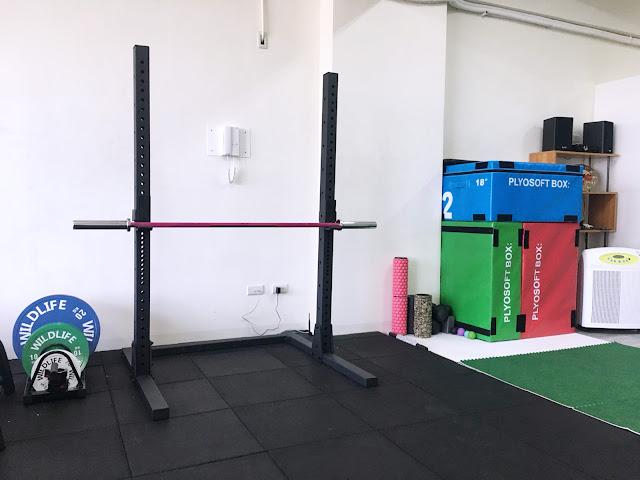 高雄市鳳山區-布魯斯運動教室-舉重-健力-crossfit-中高齡運動