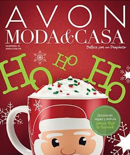 Catalogo Avon Moda y Casa 18 Noviembre 2016