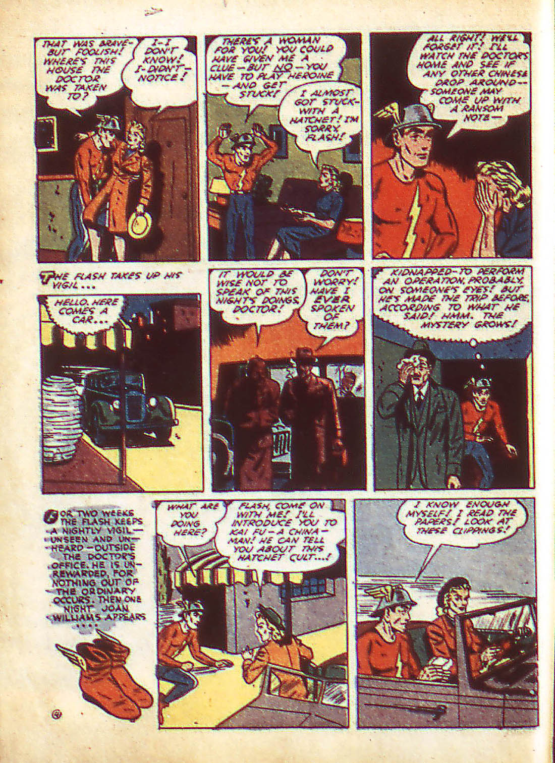 Flash Comics issue 22 - Page 6