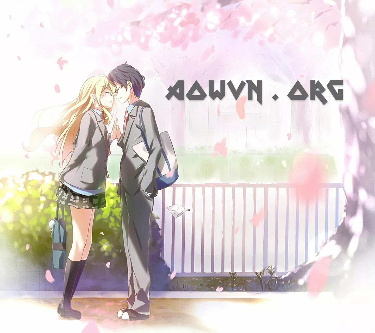 AowVN%2B%25281%2529 - [ Nhạc Nhật ] Shigatsu wa Kimi no Uso - Original Soundtrack | FLAC 16bit 44100 Hz- Anime Songs