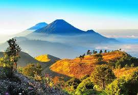 Gunung Prau (2.565 MASL)