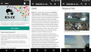تنزيل موسوعة ويكيبيديا مجانا