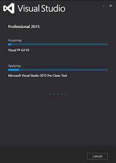 Installing Visual F# Tools 6