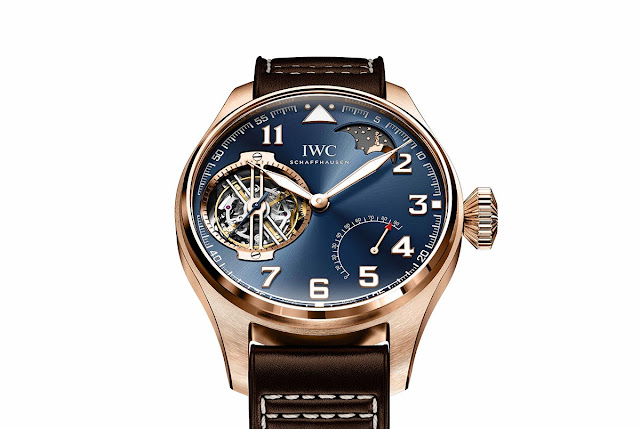 "IWC Big Pilot's Watch Constant-Force Tourbillon Edition ""Le Petit Prince"""