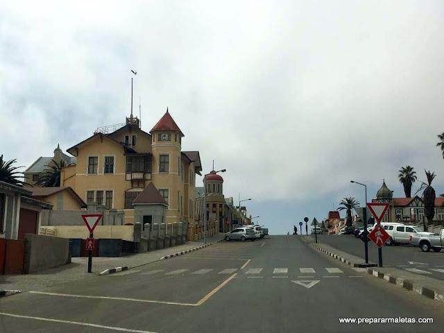 calle de swakopmund
