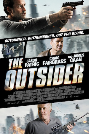 Poster The Outsider 2014
