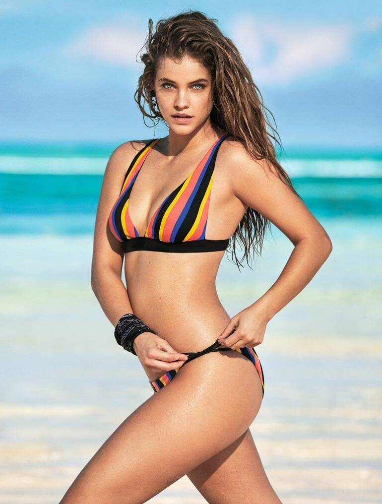 Barbara Palvin for Calzedonia Swim Summer 2019